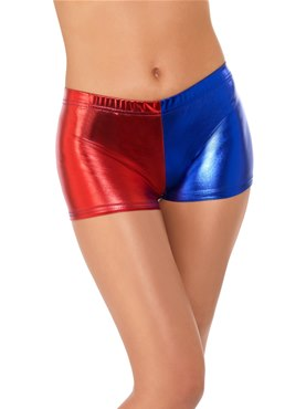 Fever Miss Harlequin Whiplash Shorts