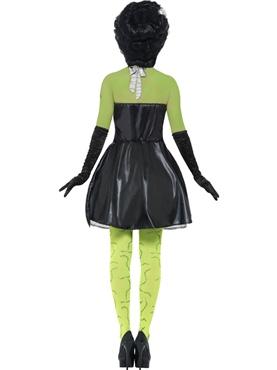 Adult Fever Monster Bride Costume - Side View