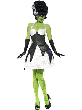 Adult Fever Monster Bride Costume Thumbnail