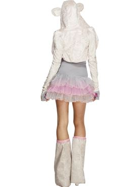 Adult Fever Mouse Costume - Side View