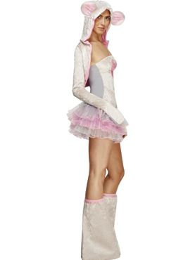 Adult Fever Mouse Costume - Back View