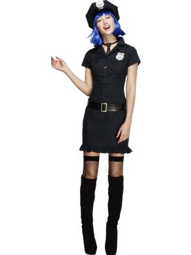 Adult Fever Naughty Cop Costume