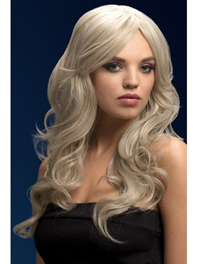 Fever Nicole Silver Blonde Wig