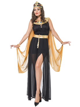 Adult Fever Queen of the Nile Costume Couples Costume