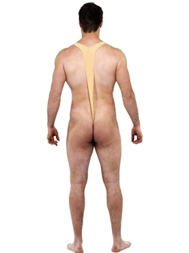 Adult Fever Rudolph Mankini - Side View