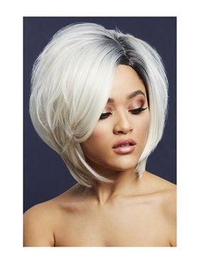 Fever Savanna Wig Ice Blonde