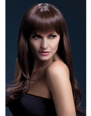 Adult Fever Sienna Wig Brown