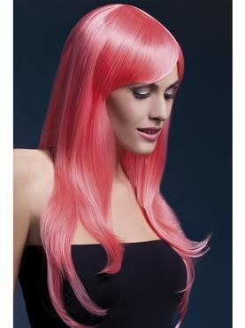 Adult Fever Sienna Pastel Coral Wig