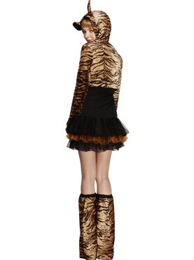 Adult Fever Tiger Costume - Side View