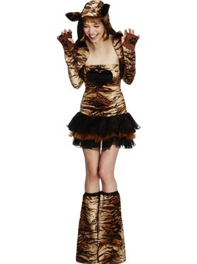 Adult Fever Tiger Costume