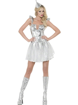 Adult Fever Tin Woman Costume