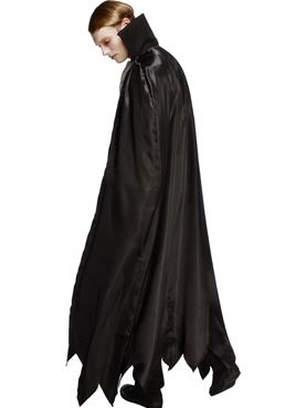 Adult Fever Vampire Costume - Back View
