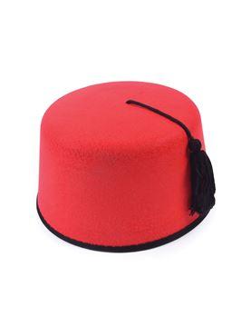 Fez Felt Hat