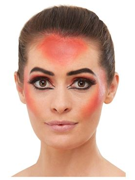 Fire Aqua Makeup Kit - Side View