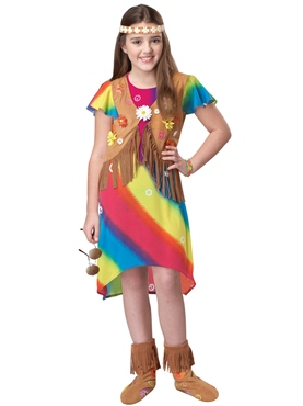 Child Flower Costume