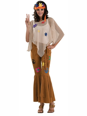 Adult Flower Child Costume