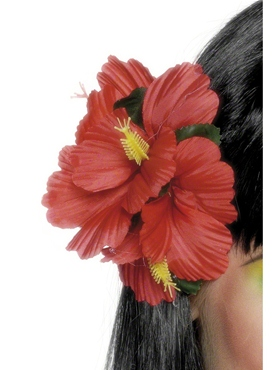 Flower Hawaiian Hair Clip