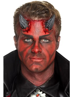Foam Latex Realistic Devil Horn Prosthetics