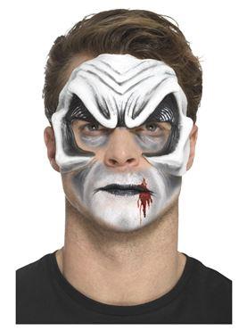 Foam Latex Vampire Head Prosthetic - Side View
