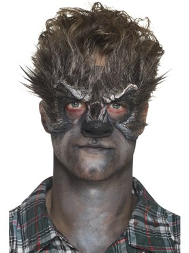 Foam Latex Werewolf Prosthetic
