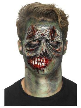 Foam Latex Zombie Eye Prosthetic - Side View