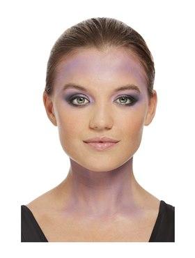 Fortune Teller Make-Up Kit - Back View