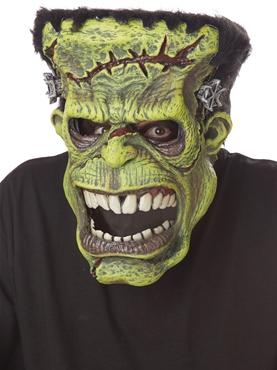 Frankenstein Ani-Motion Mask - Back View