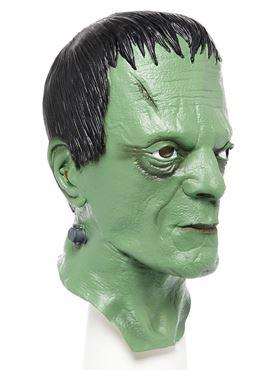 Frankenstein Full Head Mask - Back View