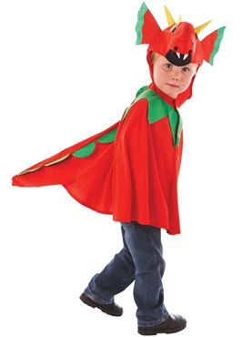 Child Friendly Dragon Costume