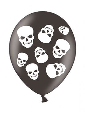 Fright Night Latex Balloons