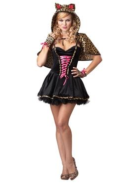 Adult Frisky Kitty Costume