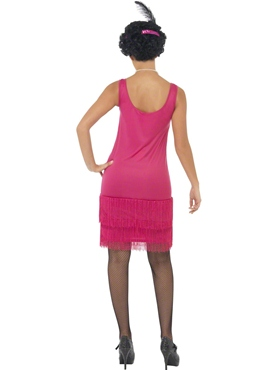 Funtime Flapper Costume - Side View