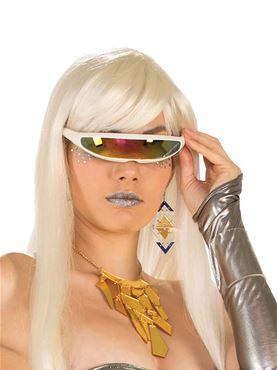 Futuristic Cyborg Glasses
