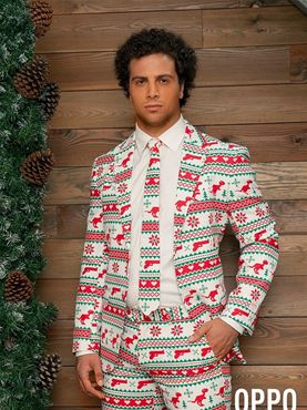 Adult Gangstaclaus Oppo Suit