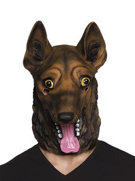 German Shepherd Overhead Mask