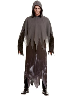 Ghost Ghoul Costume