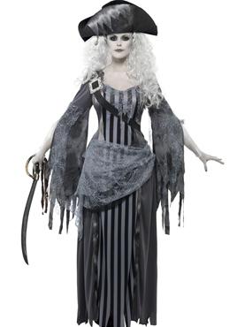 Adult Ghost Ship Princess Costume