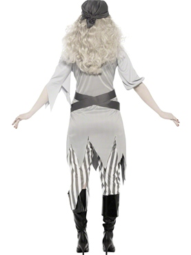 Adult Ghost Ship Shipwrecked Sweetie Costume - Side View