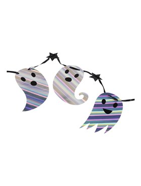 Ghost Tableware Party Bunting