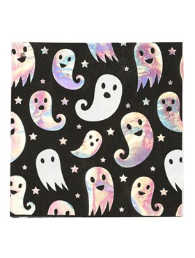 Ghost Tableware Party Napkins