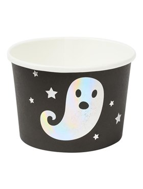 Ghost Tableware Party Treat Tubs
