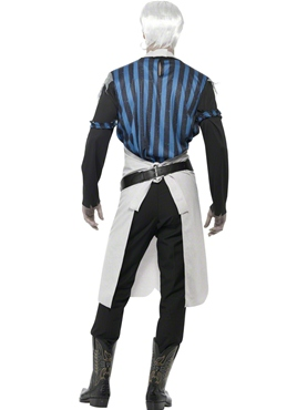 Adult Ghost Town Bar Keeper Costume - Side View