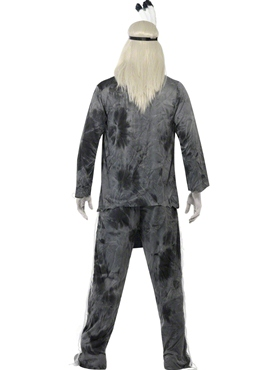 Adult Ghost Town Indian Costume - Side View