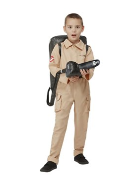 Ghostbusters Child's Costume - Back View