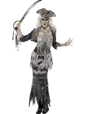 Adult Ghost Ship Ghoulina Costume Thumbnail