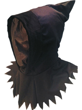 Ghoul Hooded Mask