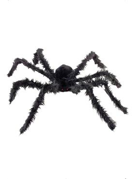 Giant Hairy Spider Black