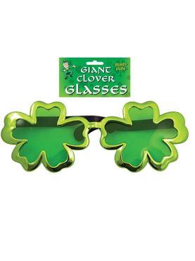 Giant Shamrock Glasses