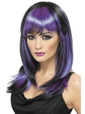 Adult Glamour Witch Wig