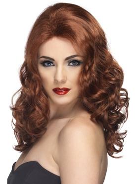 Glamourous Wig Auburn